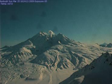 Mount Redoubt Alaska