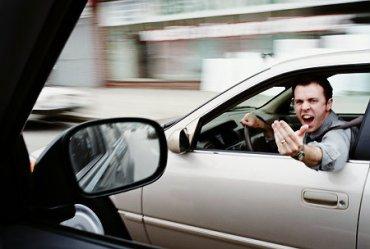 Classic Road Rage