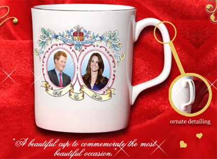 royal wedding mug fail. Royal Wedding Mug Fail