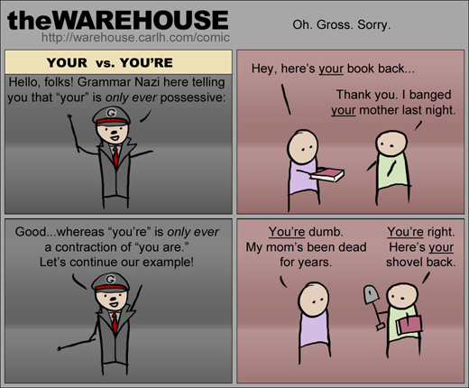 YOUR_theWAREHOUSE