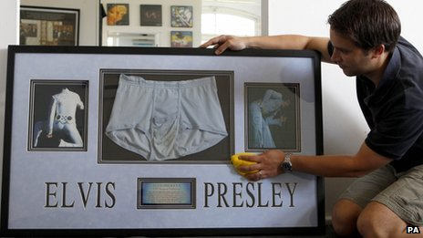 elvis presley pants