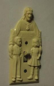 jesus light switch