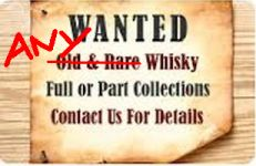 whisky wanted150