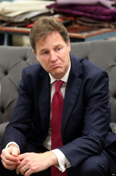 Nick Clegg visit to Salford