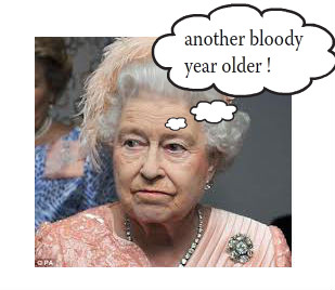 Unhappy queenedited
