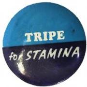 tripe for stamina