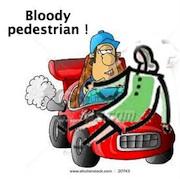bloody pedestrian180