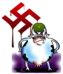 nazi cow4