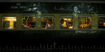 sikh special train