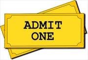 admit one pass