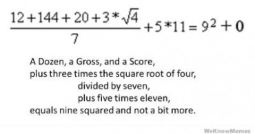 math-limerick