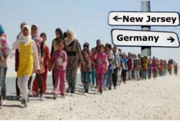 refugees change of direction