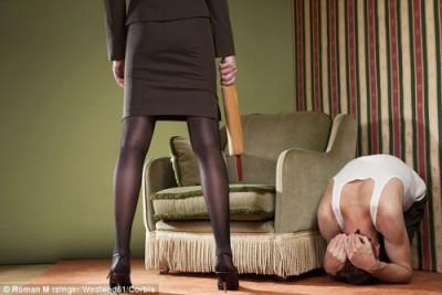 domineering woman