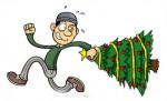 XMAS TREE THIEF