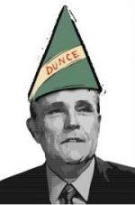 rudy dunce