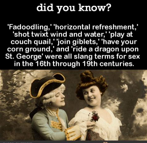 fadoodling