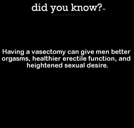 vascetomy