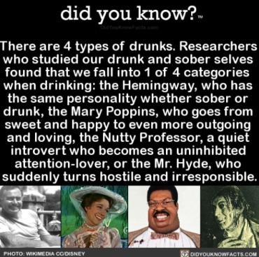 4 drunks