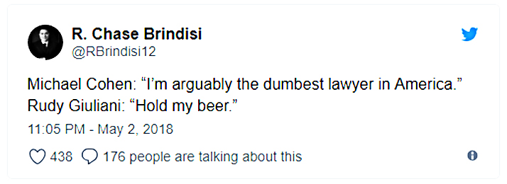 giuliani hold my beer