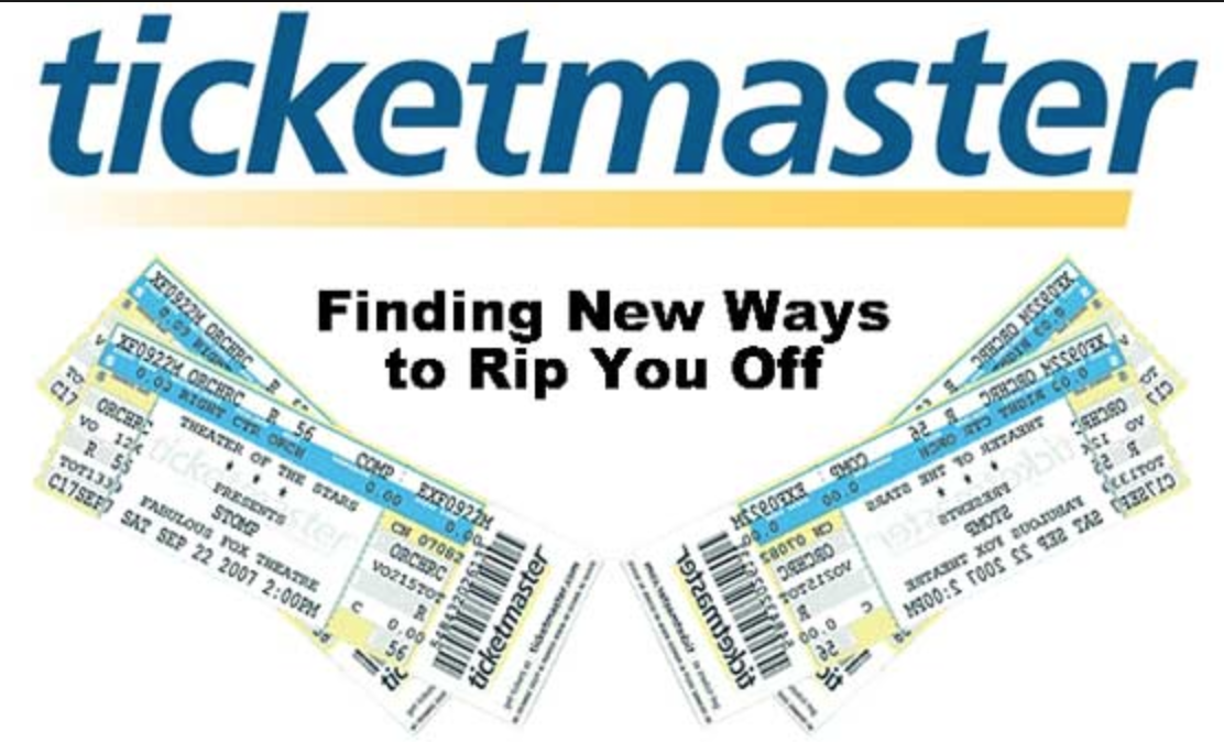 The Rock and Roll Guru: Ticketmaster Got It Wrong Again - And That Doesn't Surprise Anyone